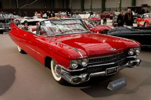 Cadillac Series 62 Coupe DeVille 1959