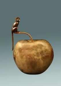 La Pomme de Ben by Claude and François-Xavier Lalanne