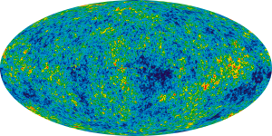 Cosmic Microwave Background, NASA/WMAP