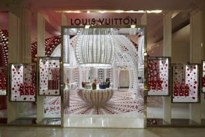 Louis Vuitton - Yayoi Kusama Concept Store, Selfridges
