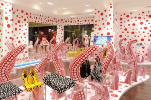 Louis Vuitton - Yayoi Kusama Concept Store, Singapore