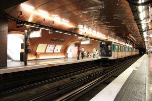 Metro Arts et Métiers