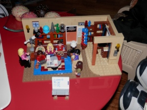 Lego - The Big Bang Theory