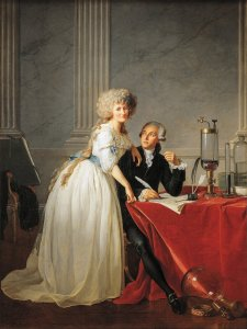 Lavoisier's Laboratory