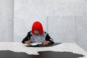 Yayoi Kusama White Infinity Nets