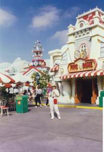 Disneyland California, 1997