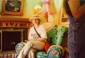 Disneyland California, 1997, Mickey's House