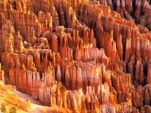 Bryce Canyon, Hoodoos Formations