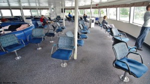 Matanuska Forward  Observation Lounge