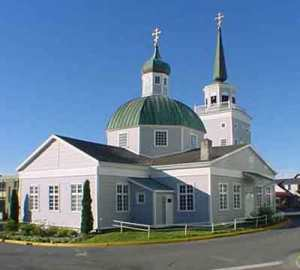 St. Michael's Cathedral, Sitka