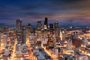 Seattle - The Emerald City
