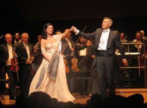 Melbourne concert