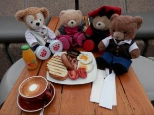 Breakfast at Opera Kitchen