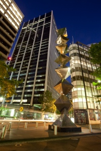 Dobell Memorial Sculpture