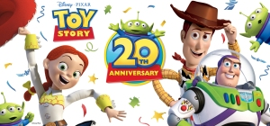 Thinkway Toys 20th Anniversary Toy Story Toys
