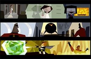 Pixar: The Design of Story