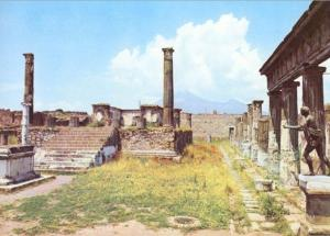 Temple of Apollo today