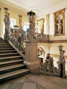 Mirabell Palace, Grand Staircase