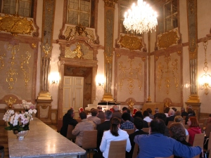 Mirabell Palace, Marble Hall