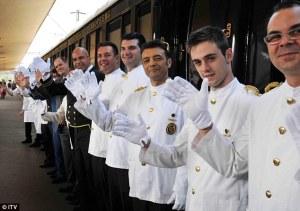 Choo Choo Orient Express