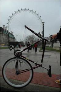 Funny London Eye