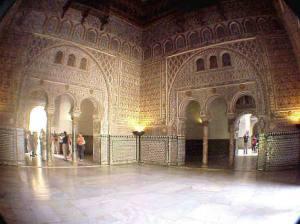Alcázar of Seville, Ambassadors Hall