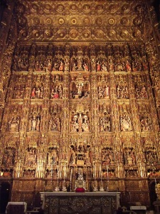 Altarpiece, Seville Cathedral