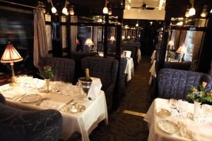VSOE Cote d'Azur Dining Car