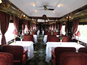 VSOE Etoile du Nord Dining Car