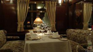 VSOE L'Oriental Dining Car