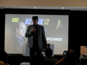Robert Picardo, 'Emergency Medical Hologram' in Star Trek: Voyager