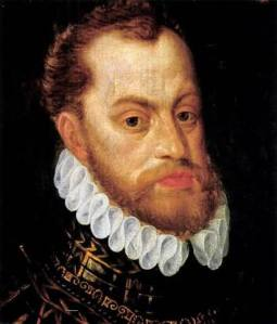Portrait of Rudolf II, Holy Roman Emperor c. 1580