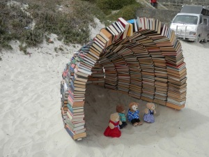 Book Cave, by Juliet Lea, Australia (WA)