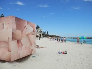 Skin Cube, by Louise Sparre, Denmark