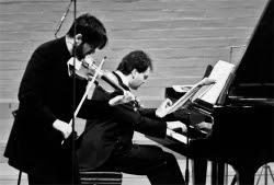 Leonidas Kavakos and Dénes Várjon