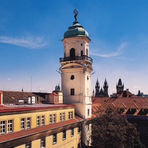 Astronomical Tower, Klementinum, Prague