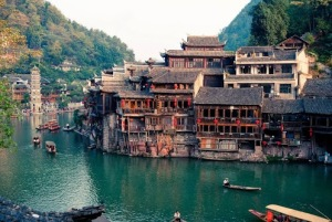 Fenghuang, Hunan Province in China