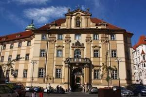 Klementinum, Prague