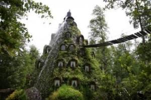The Magic Mountain Lodge in Patagonia, Chile