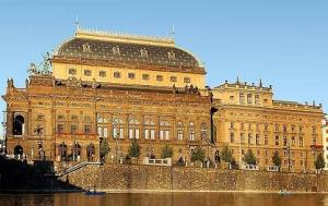 Dvořák Hall, Prague