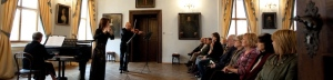 Concert at Lobkowicz Palace, Prague Castle