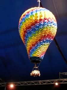 Hot Air Balloon, by Ryan McNaught