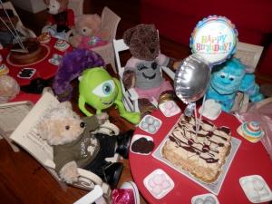 Monster Birthday