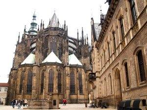 Cathedral of St Vitus, Prague