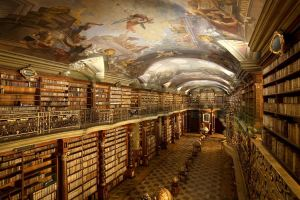 University Library, Klementinum, Prague