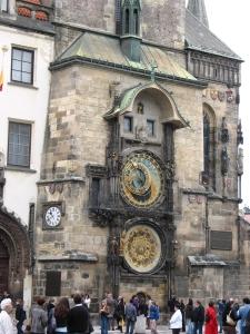 Astronomical Clock, Old Town Square, Prague