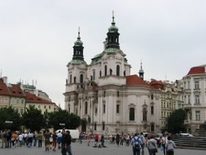 St Nicholas Church, Lesser Town, Prague