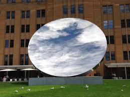 Sky Mirror at MCA, Sydney