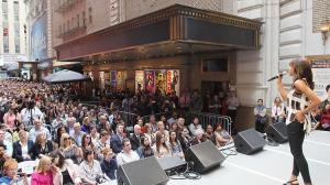 Stars in the Alley, Shubert Alley, Broadway