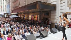 Stars in the Alley, Shubert Alley, Broadway